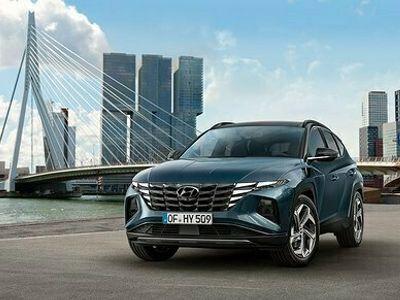 begagnad Hyundai Tucson Mildhybrid 1.6T 180HK Essential 4WD