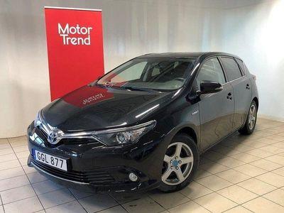 begagnad Toyota Auris Hybrid 1.8 Intense Edition Euro