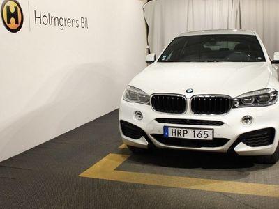 begagnad BMW X6 xDrive 30d M-Sport / Värmare/ Komfortstol / Nav