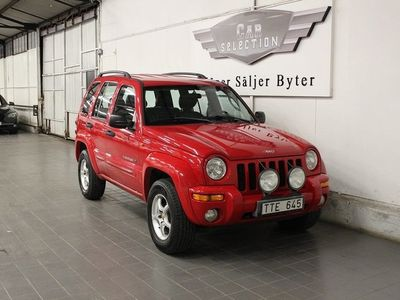 begagnad Jeep Cherokee 3.7 V6 4WD Automat 211hk