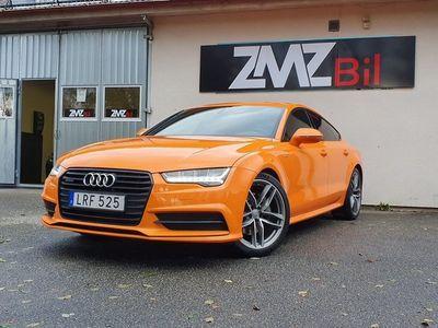begagnad Audi A7 Sportback 3.0 TDI V6 quattro Sport Edition, S-Line Euro 6 272hk