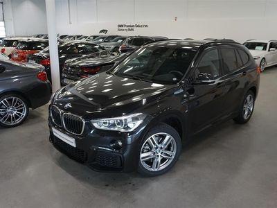 begagnad BMW X1 20d xDrive M-Sport Navi Aut Drag Head UP