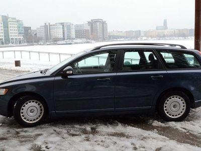 begagnad Volvo V50 1.6D DRIVe Momentum Drag 2010, Kombi 79 900 kr