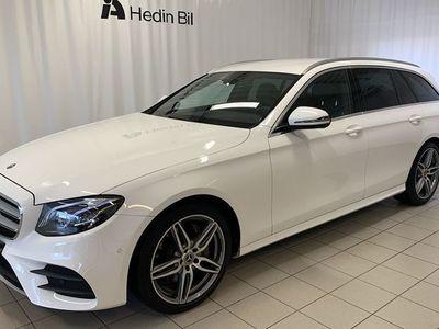 begagnad Mercedes E200 - Benz*AMG *VÄRMARE *FÖRARASSISTENPAKET
