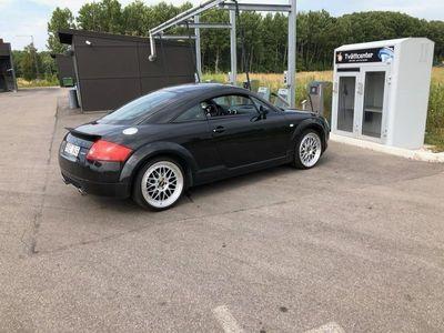 begagnad Audi TT Coupé 1.8 T QUATTRO 180hk