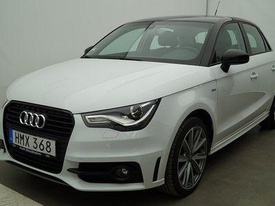 brugt Audi A1 Sportback 1.6 TDI 90 hk