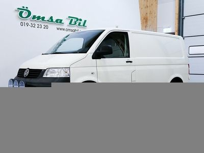 gebraucht VW Transporter 2.5 TDI T5 3-Sits Inredd Comfort 131hk