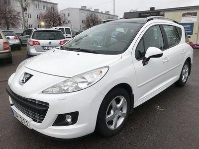 begagnad Peugeot 207 1.6 HDi FAP 92hk NY BES