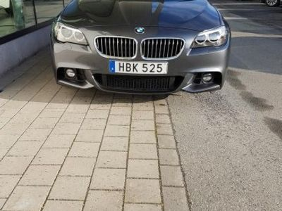 begagnad BMW 520 d 190hk aut full m-paket -16