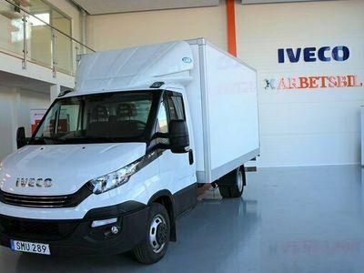 begagnad Iveco Daily 3.0 JTD Hi-Matic Euro 6 EXTRA BRED 219Cm 2016, Transportbil Pris 323 750 kr