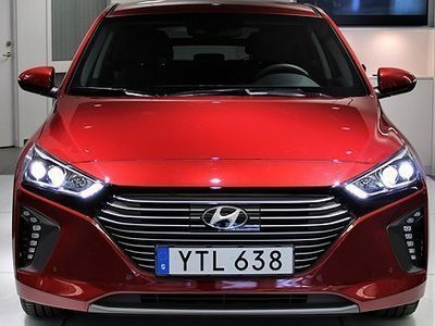 begagnad Hyundai Ioniq Plug-in PremiumECO