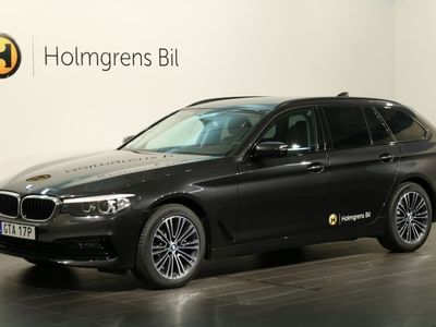 begagnad BMW 520 d xDrive Touring Winter Connected Drag