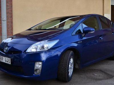 begagnad Toyota Prius 1,8 HSD Business Skinn 2010, Halvkombi 74 900 kr