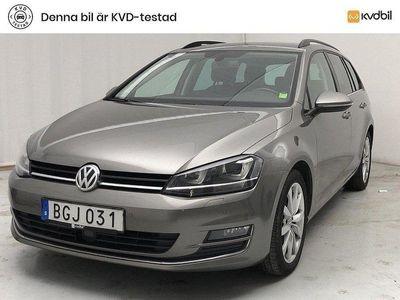 begagnad VW Golf VII 1.4 TSI Sportscombi (140h