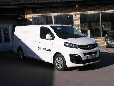 begagnad Opel Vivaro Premium L3 D120 MT6 Drag & Bränslevärmare