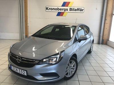 begagnad Opel Astra 5-D Enjoy Plus 1.0 105hk Manuell