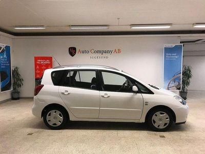 begagnad Toyota Corolla Verso 1.8 VVT-i AUTO /M-VÄRMAR