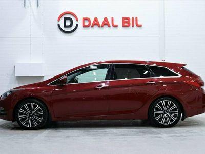 begagnad Hyundai i40 CW 1.7 CRDI 141HK P-VÄRM PANO NAVI DRAG SE.UTR!