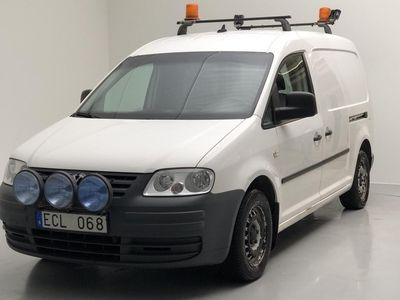 begagnad VW Caddy 1.9 TDI Maxi Skåp (105hk)