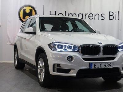 begagnad BMW X5 xDrive25d Steptronic Nav Drag 2015, SUV 319 900 kr