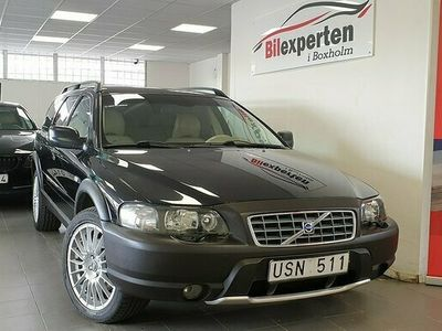 begagnad Volvo XC70 2.5T AWD Automat Business 210hk