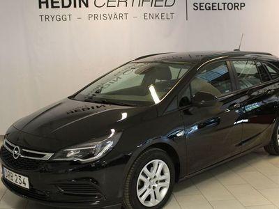 brugt Opel Astra 1.4 T 125HK SPORTS TOURER ENJOY PLUS S+V-HJUL