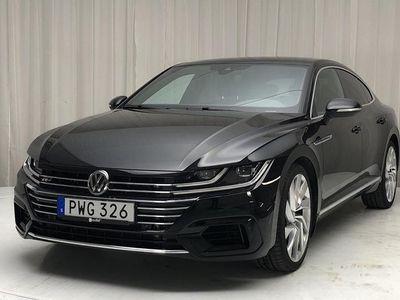 begagnad VW Arteon VW 2.0 TDI 4MOTION 2018, Sedan 321 000 kr