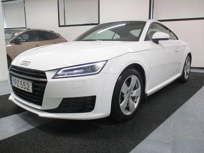 begagnad Audi TT Coupé 1.8 TFSI Euro 6 180 hk 1500 mil