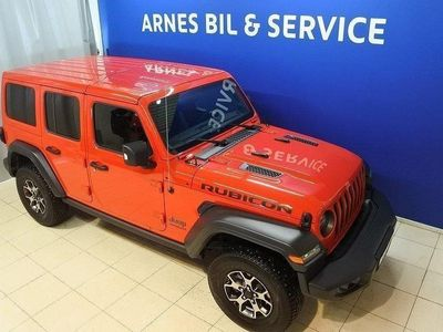 begagnad Jeep Wrangler Unlimited 2.2 CRD Rubicon 200hk