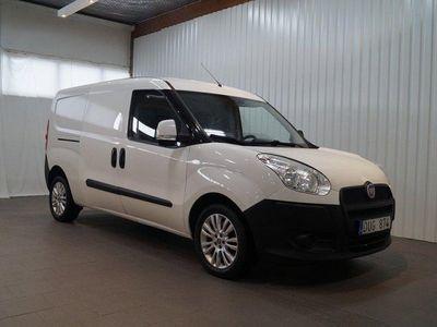 second-hand Fiat Doblò Cargo Maxi 90hk 1 år garanti -12