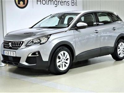 begagnad Peugeot 3008 Active 1.2 PureTech 8vxl Automatlåda