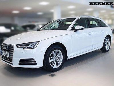 begagnad Audi A4 AVANT 2.0 TDI 190 S-TRO Q 2018, Kombi 314 900 kr