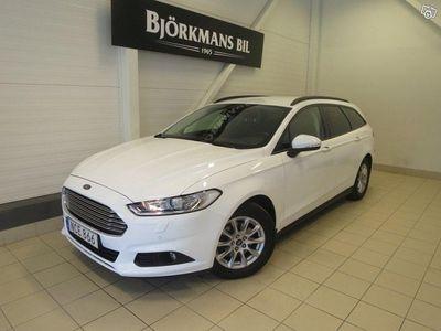 begagnad Ford Mondeo -16