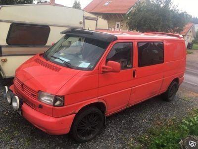 begagnad VW T4 2,5tdi 5sits långmodell -98