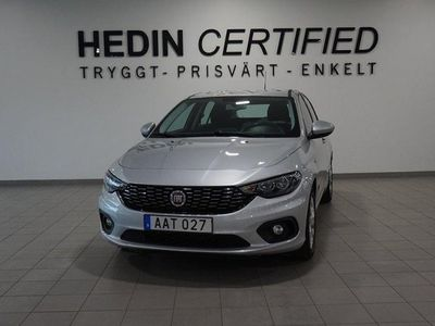 used Fiat Tipo 1.4 FIRE T-JET Manuell 120hk -17