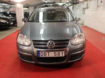 used VW Golf Variant 1.4 TSI 140hk -08