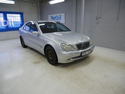 begagnad Mercedes C240 W203 170hk