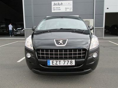 begagnad Peugeot 3008 2.0 HDI / AUT / PANORAMA / ACC