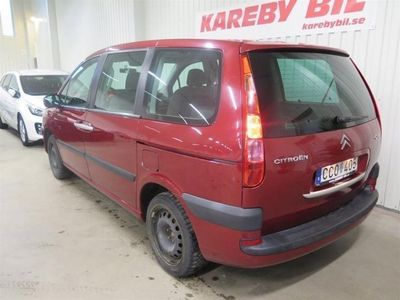 begagnad Citroën C8 2,0 7-sits 143hk