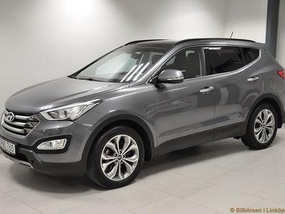 begagnad Hyundai Santa Fe Fé 2.2 CRDi-R 4WD Premium