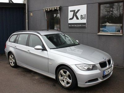 begagnad BMW 320 d Touring Automat Advantage, Comfort