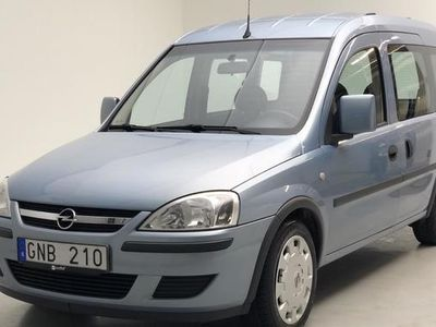begagnad Opel Combo Combo LifeTour 1.6 CNG 2008, Minibuss 19 000 kr