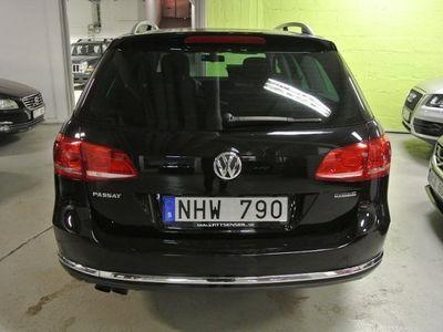 begagnad VW Passat 1.4 TSI 160hk Multifuel / V -14