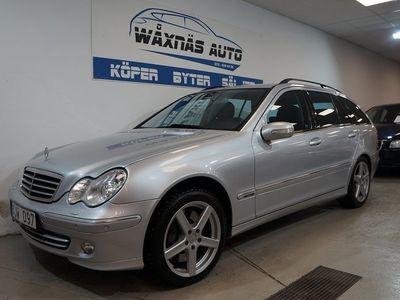 begagnad Mercedes C350 T 4MATIC 7G-Tronic 272hk
