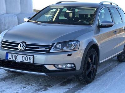 begagnad VW Passat Alltrack 2.0 TDI BlueMotion Technology 4Motion (170hk)