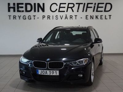 begagnad BMW 320 d xDrive M-paket Touring Automat 184hk 8 växlar