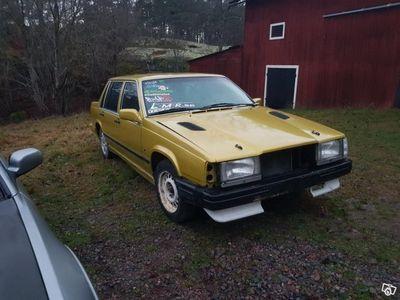 begagnad Volvo 744 m50b25 taklucka -87