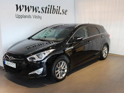 begagnad Hyundai i40 Kombi 1.7 CRDi/136 M6 BusinessEdition