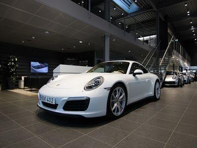 begagnad Porsche 911 Carrera 4S Sportkupé
