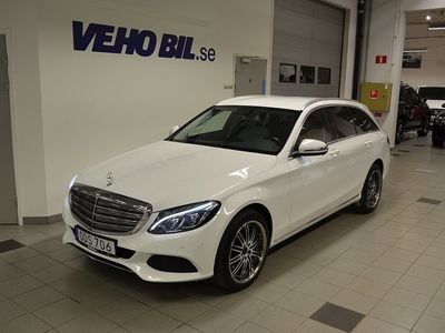 begagnad Mercedes C250 D 4MATIC 9G-Tronic, Burmester, Parkeringsvärmare